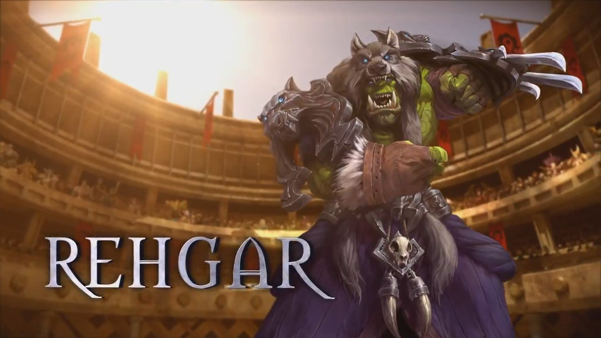 The Story Of Rehgar Earthfury Lore Heroes Of The Storm Hero Storm Now, having put that life aside, he serves as a simple shaman of the earthen ring. the story of rehgar earthfury lore