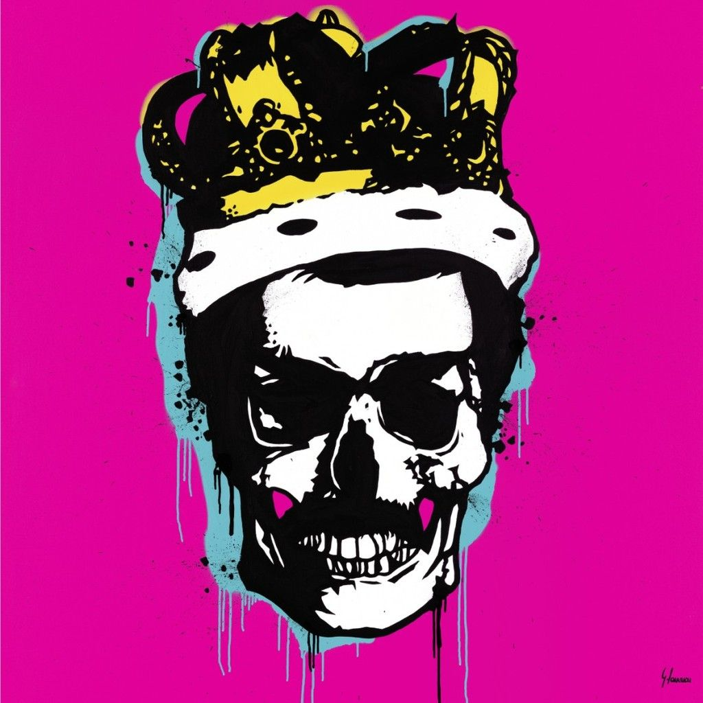 Dead Famous Collection Freddie Meecury Skull by