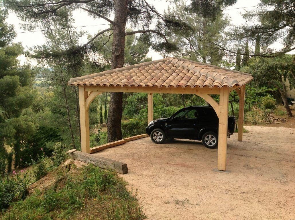 Epingle Par Autran Hyeres Sur Abris Bois Abri Bois Amenagement Exterieur Pergola