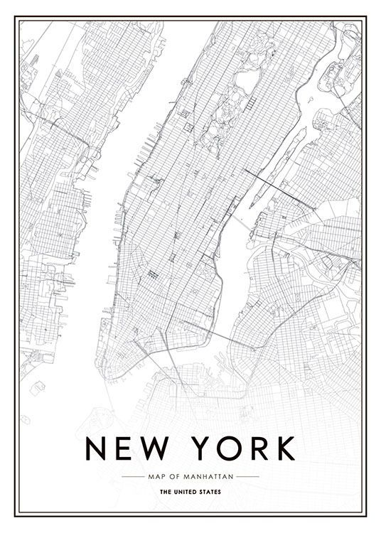 Poster Mit Stadten S Wallpapers Designs New York Poster Map Of New York York Map