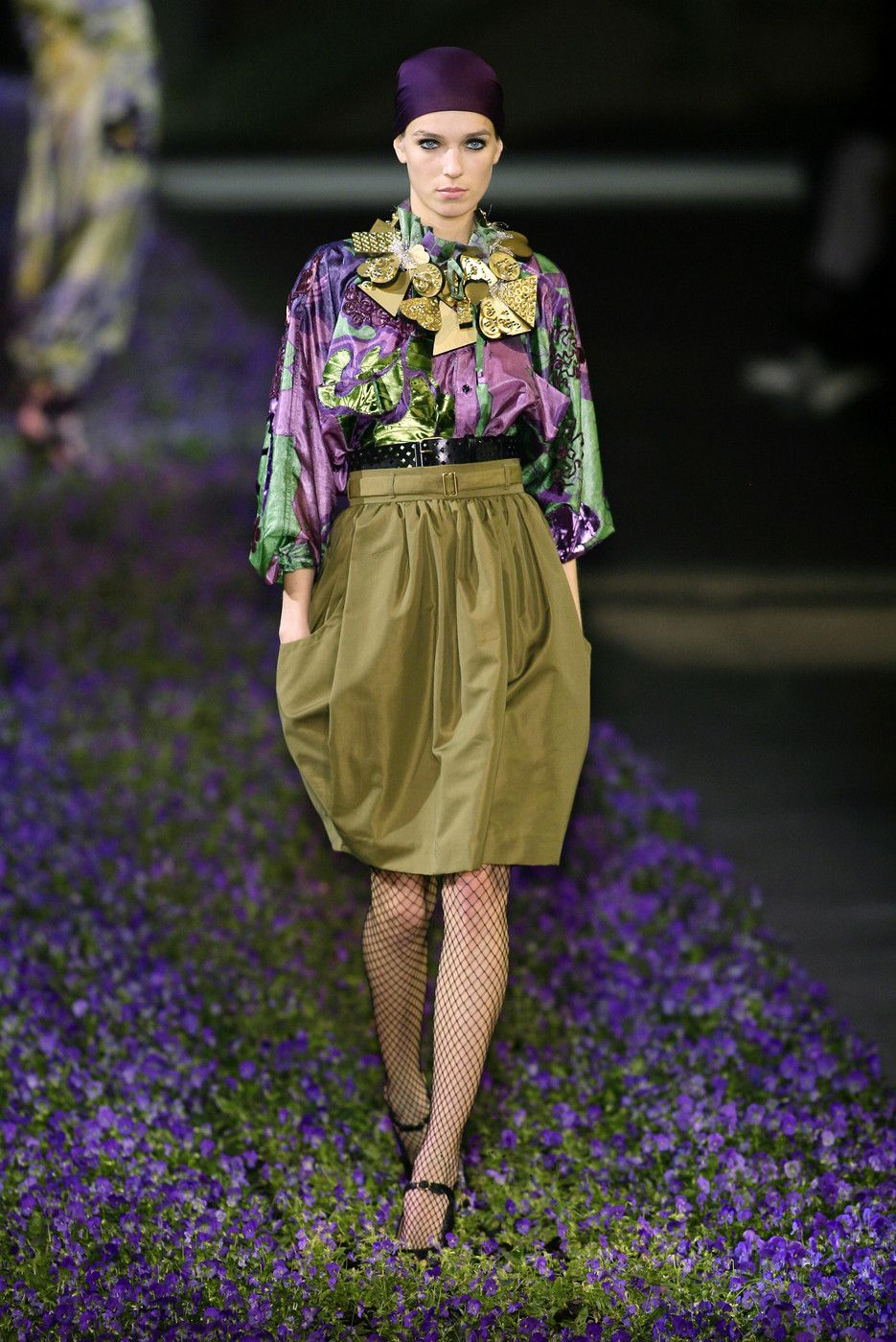 Yves Saint Laurent Spring 2007