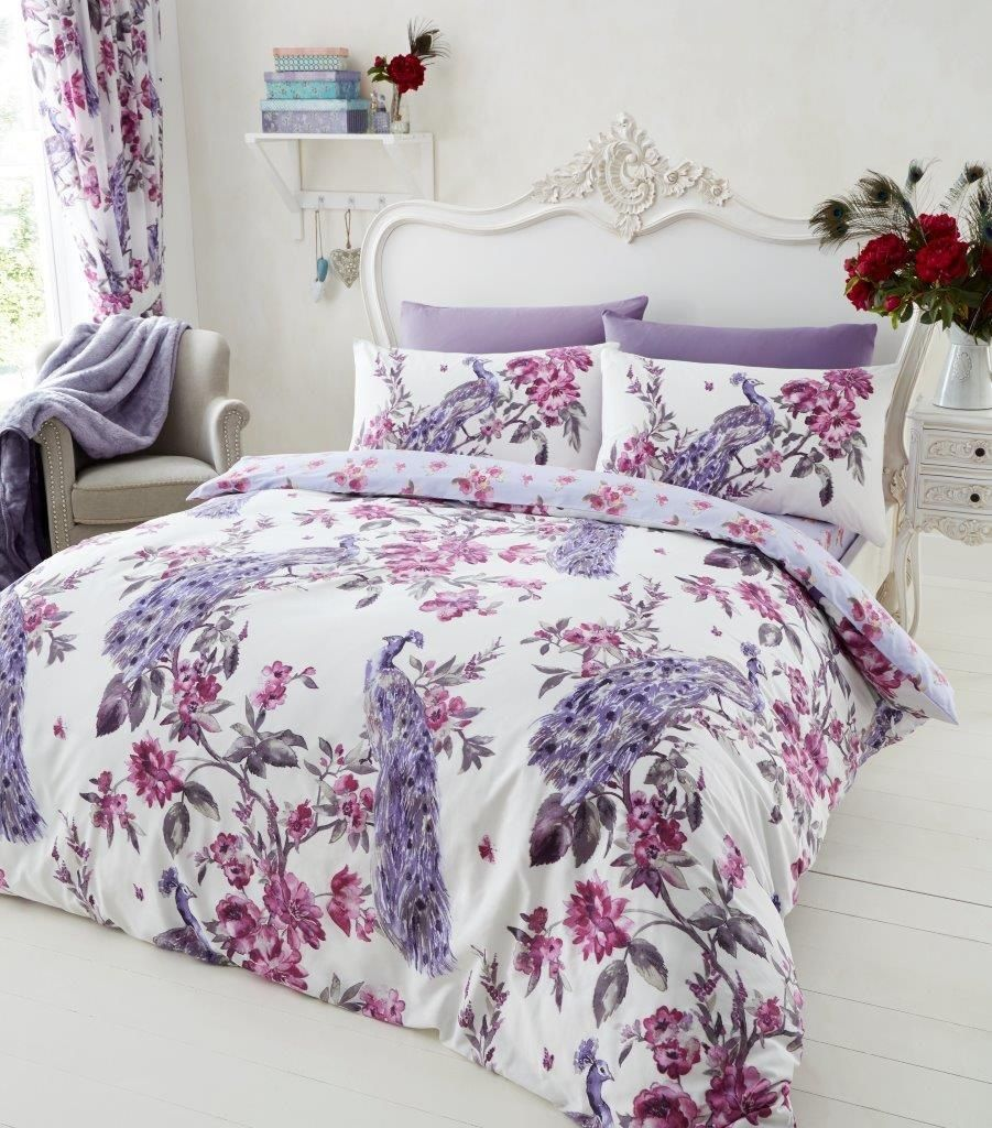 Pin by Ahmad on Bedroom Bed linens luxury, Purple