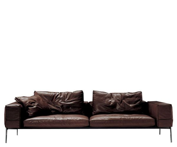Flexform Lifesteel Sofa