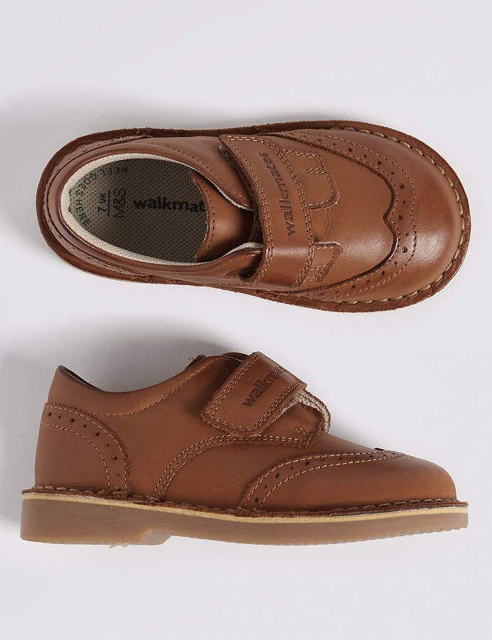 Kids' Brogue Walkmates™ Shoes (4 Small
