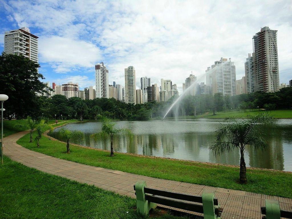 Top 5 do imóvel em Goiânia: Top 5 - O setor Bueno é...