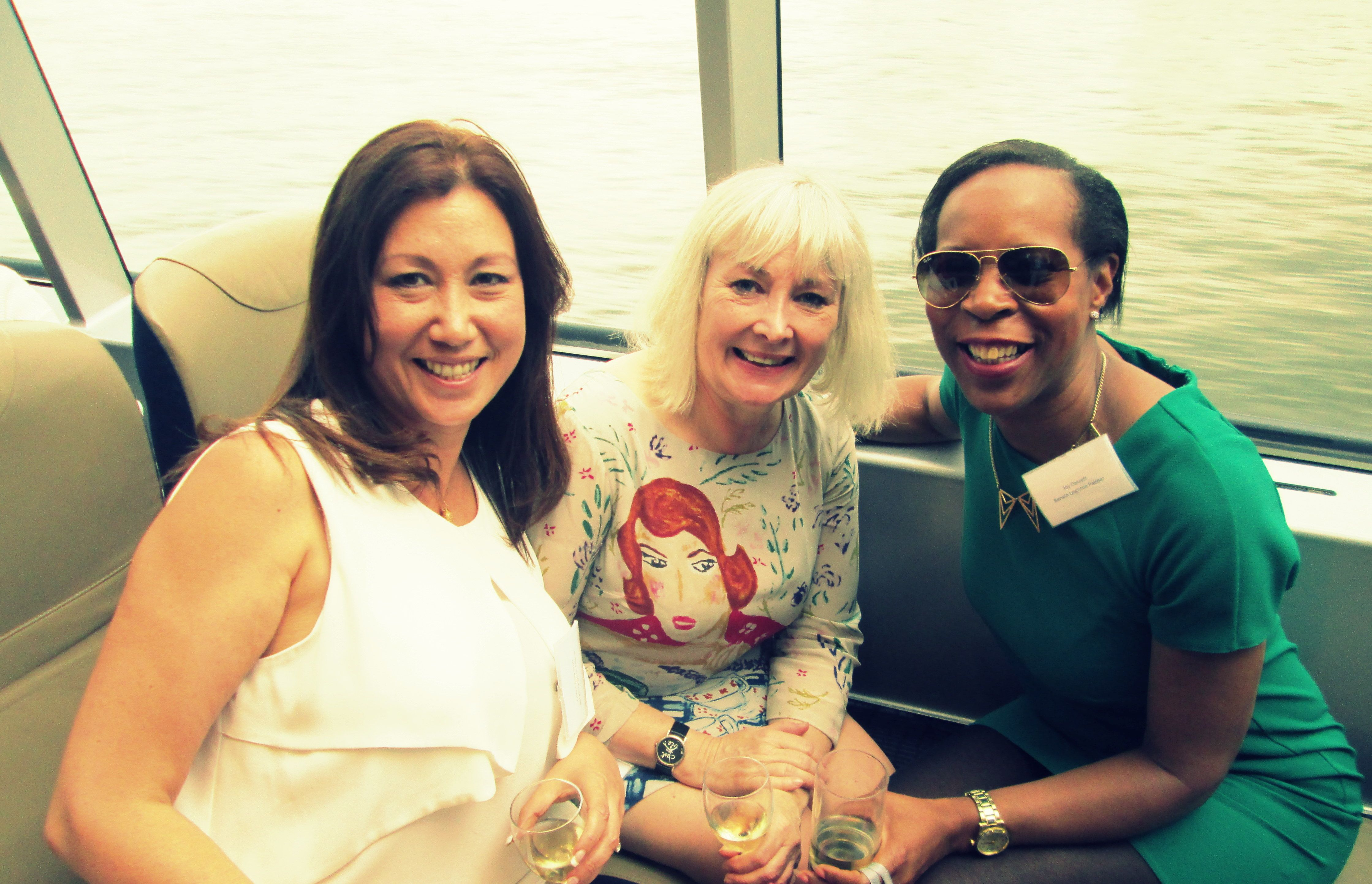 South Bank Venues River Cruise with Executive PA Magazine