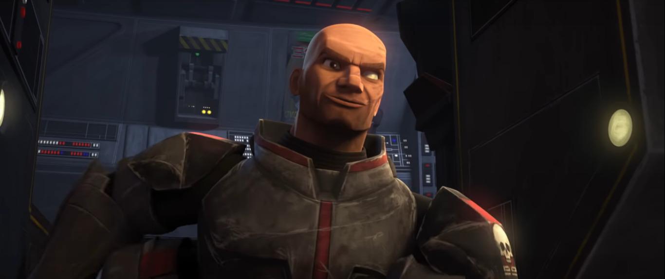 "Wrecker in ""The Bad Batch"" | Star wars clone wars, Clone wars, Clone trooper"