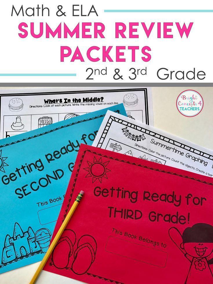 grade 4 summer math packet