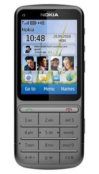 7acab6efd3101b Nokia C3 Touch and Type Mobile Price | Mobiles Prices | Phone, Best ...