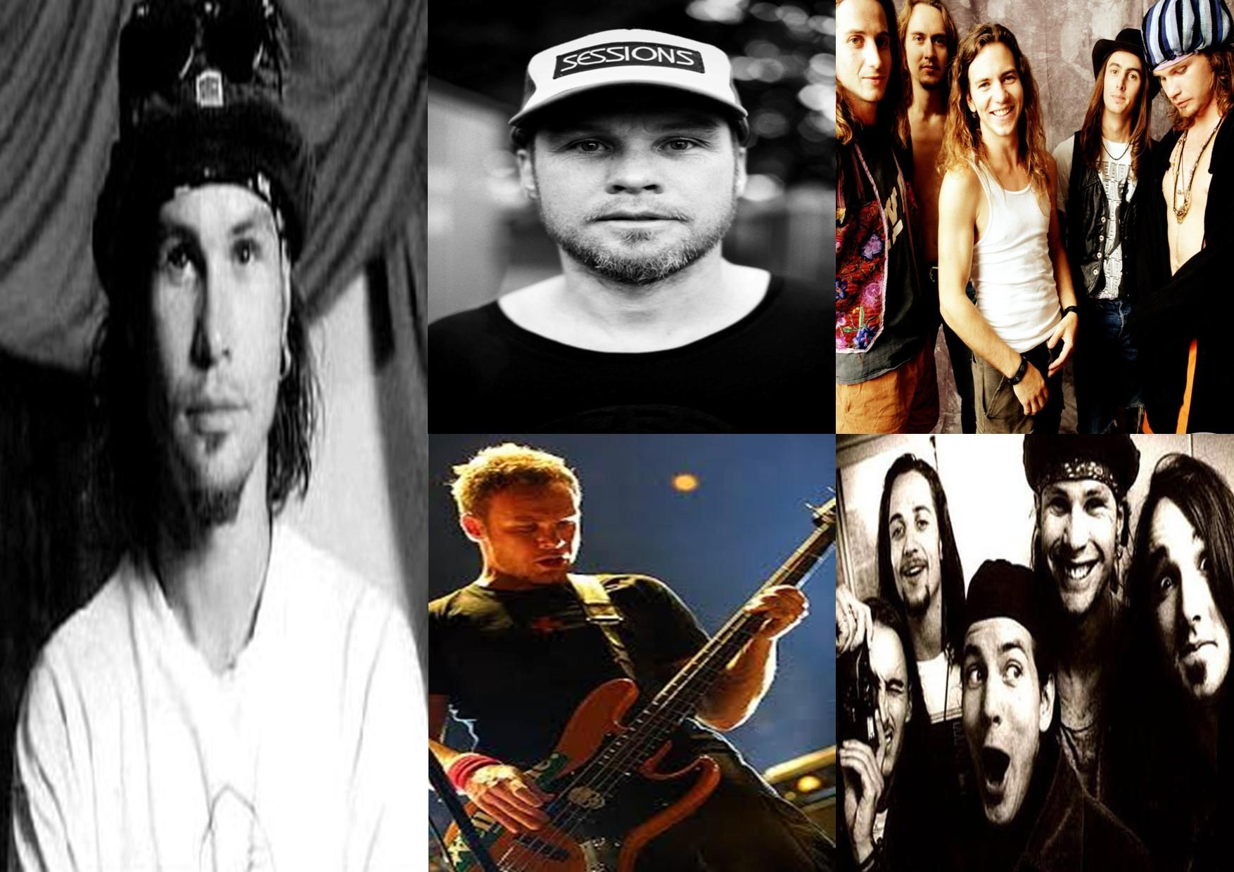 Jeff Ament ~ Born Jeffrey Allen Ament (Also known as Al Nostreet ) March 10, 1963 (age 51) in Havre, Montana, US. American musician and songwriter who serves as the bassist for the American rock band Pearl Jam. he is one of the founding members of Pearl Jam. Ament is also known for his work prior to Pearl Jam with the 1980s Seattle-based grunge rock bands Green River and Mother Love Bone Black ~ Pearl Jam  PLAY >>> www.youtube.com/watch?v=xu85_WHGd0w