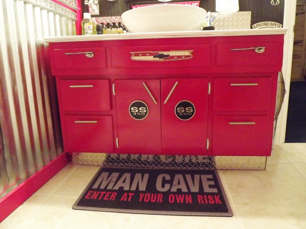 boy u0027s vintage auto bathroom decor u0026 diy projects wesley u0027s room