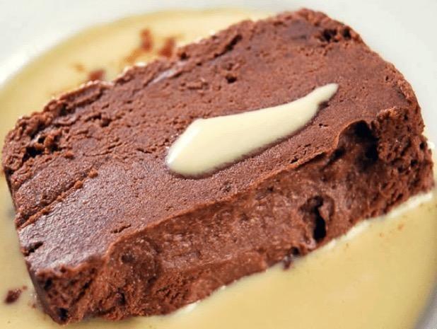 Une marquise au chocolat est un entremets sans cuisson à ...