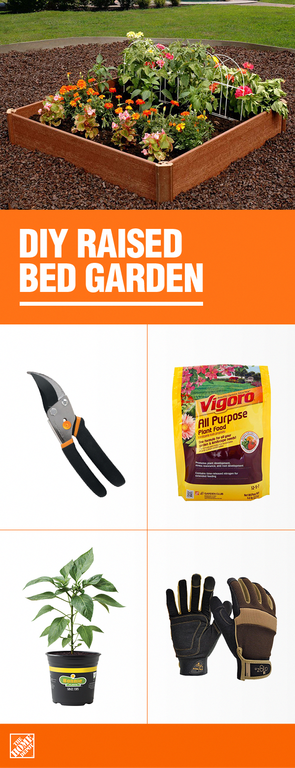Elevate your garden and produce more vegetable when you