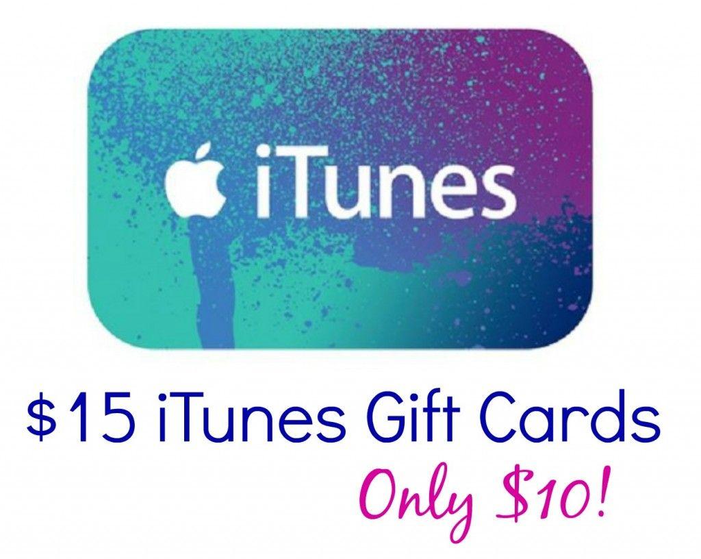 itunes gift card deal | Cyber Monday | Pinterest | Gift card deals ...