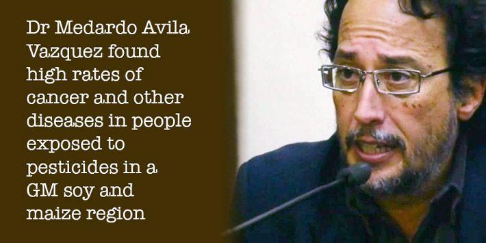 Dr Medardo Avila Vazquez