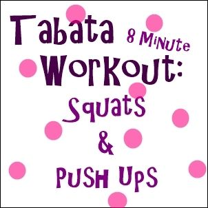 Intro to Cross Fit & Tabata! [Skinny Piggy WOW: Workout of the Week]