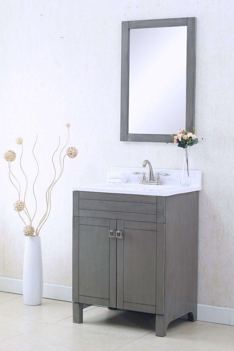 Narrow Bathroom Vanities With 8 18 Inches Of Depth Bathroom Vanity Narrow Bathroom Vanities White Marble Sink