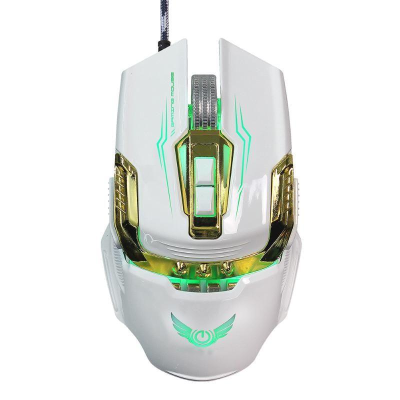 Fashion E 3lue 6d Mazer Ii 2500 Dpi Led 2 4ghz Wireless Optical Gaming Mouse Lot