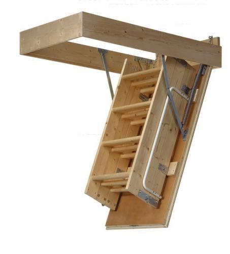 Economy Attic Ladder Attic Ladders In 2019 Attic