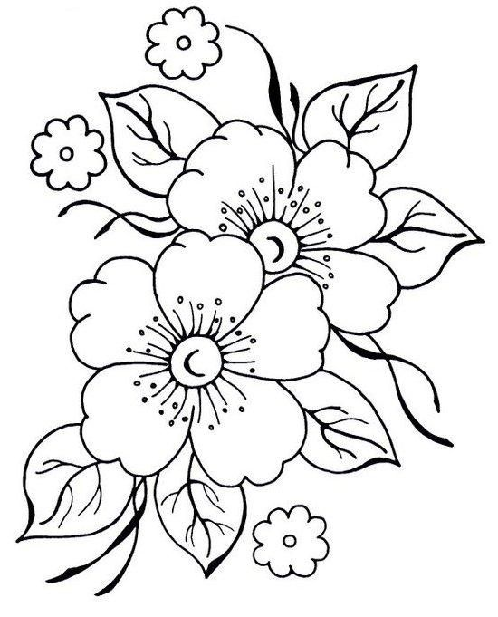 Apple Blossom Artwork Embroidery Embroidery Patterns