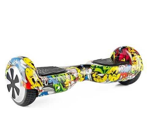 N1 Series Hoverboard 6 5 Wheel Hip Hop Hoverboard Kids Ride