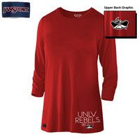 We Love This Unlv Rebels Long Sleeve Long Sleeve Tshirt Men Clothes For Women T Shirts For Women Save with 18 unlv bookstore offers. pinterest