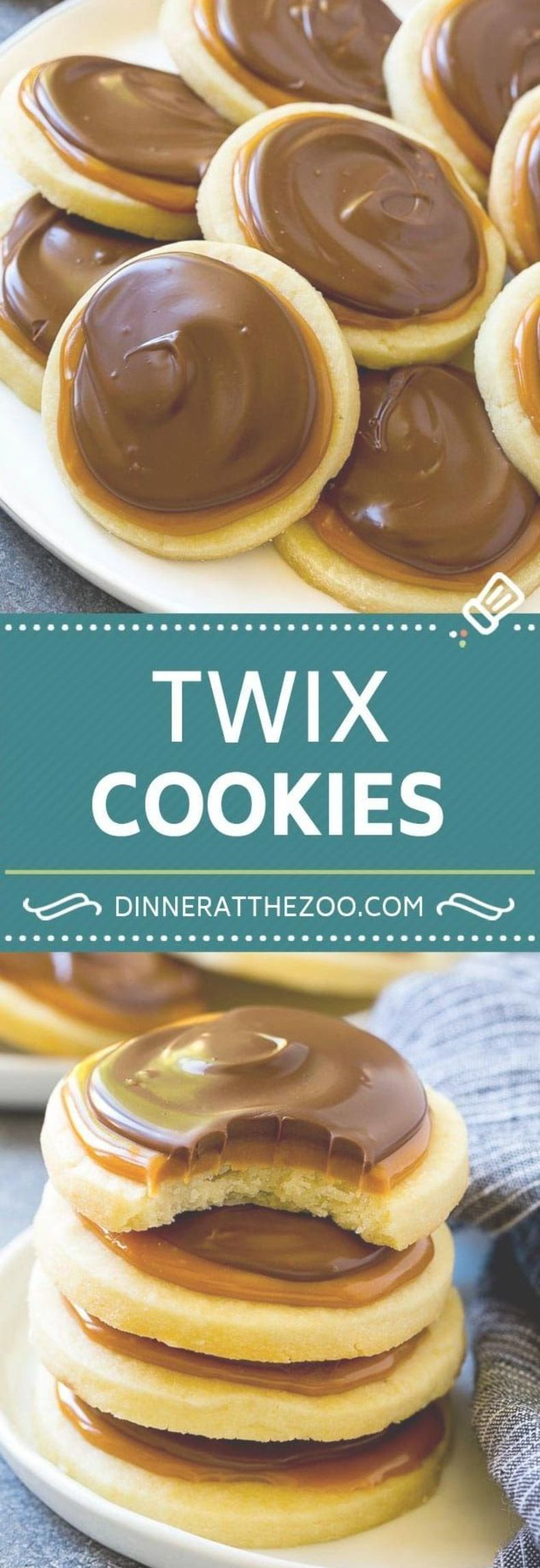 Twix Cookies Recipe | Chocolate Caramel Cookies | Shortbread Cookies #cookies #baking #caramel #chocolate #dessert #dinneratthezoo #twixcookies Twix Cookies Recipe | Chocolate Caramel Cookies | Shortbread Cookies #cookies #baking #caramel #chocolate #dessert #dinneratthezoo #twixcookies