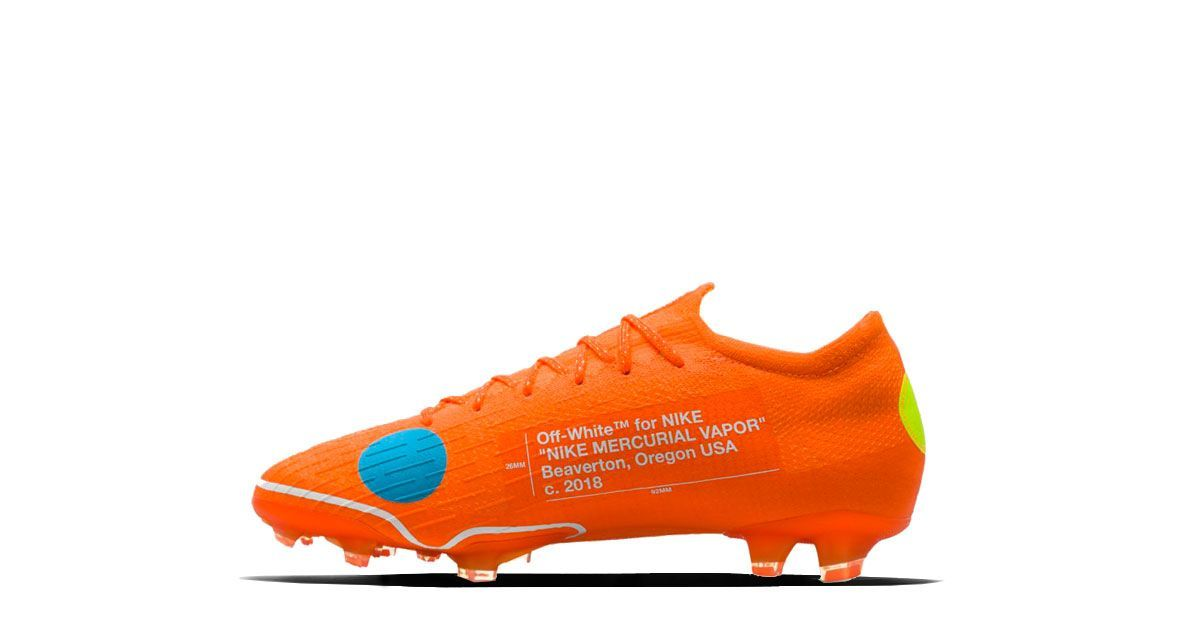 new arrivals 23111 e5146 OFF WHITE x Nike Mercurial Vapor 360 Release: 31.03.2018 ...