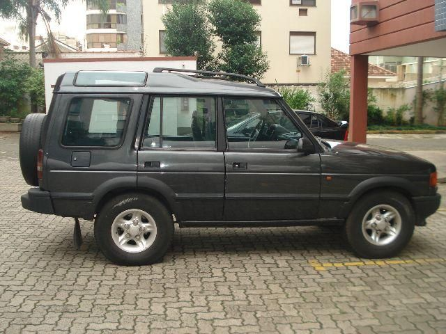 Discovery 1 Turbo Diesel 4x4 7 Lugares Ac Trocas Land Rover