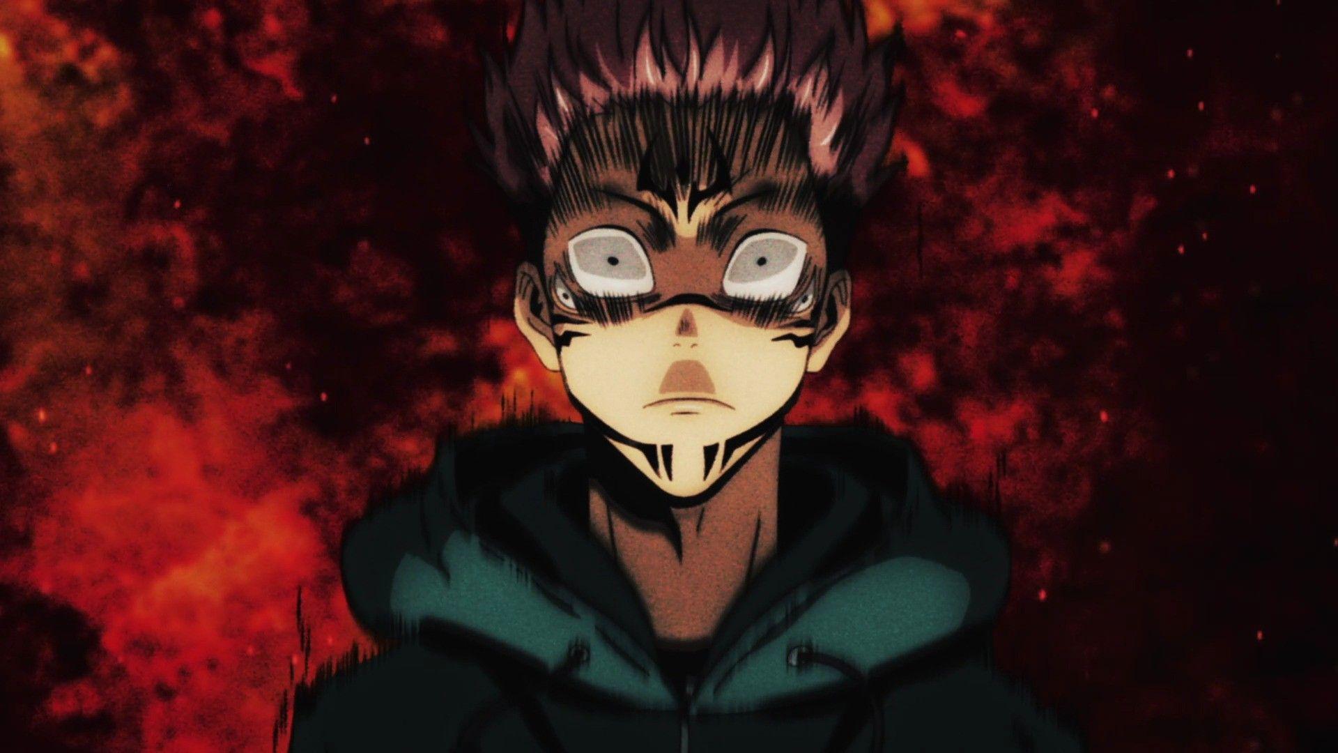 Wallpaper Anime Jujutsu Kaisen - Animeindo
