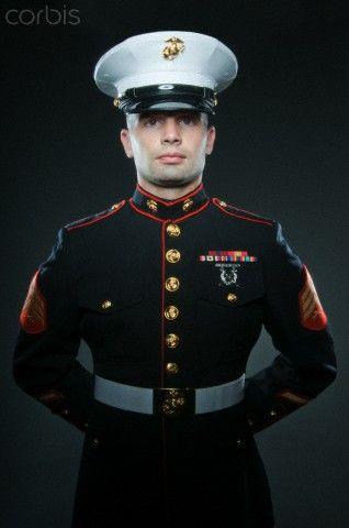 Us Marine Corps Uniforms   United States Marine Corps Marine in ...