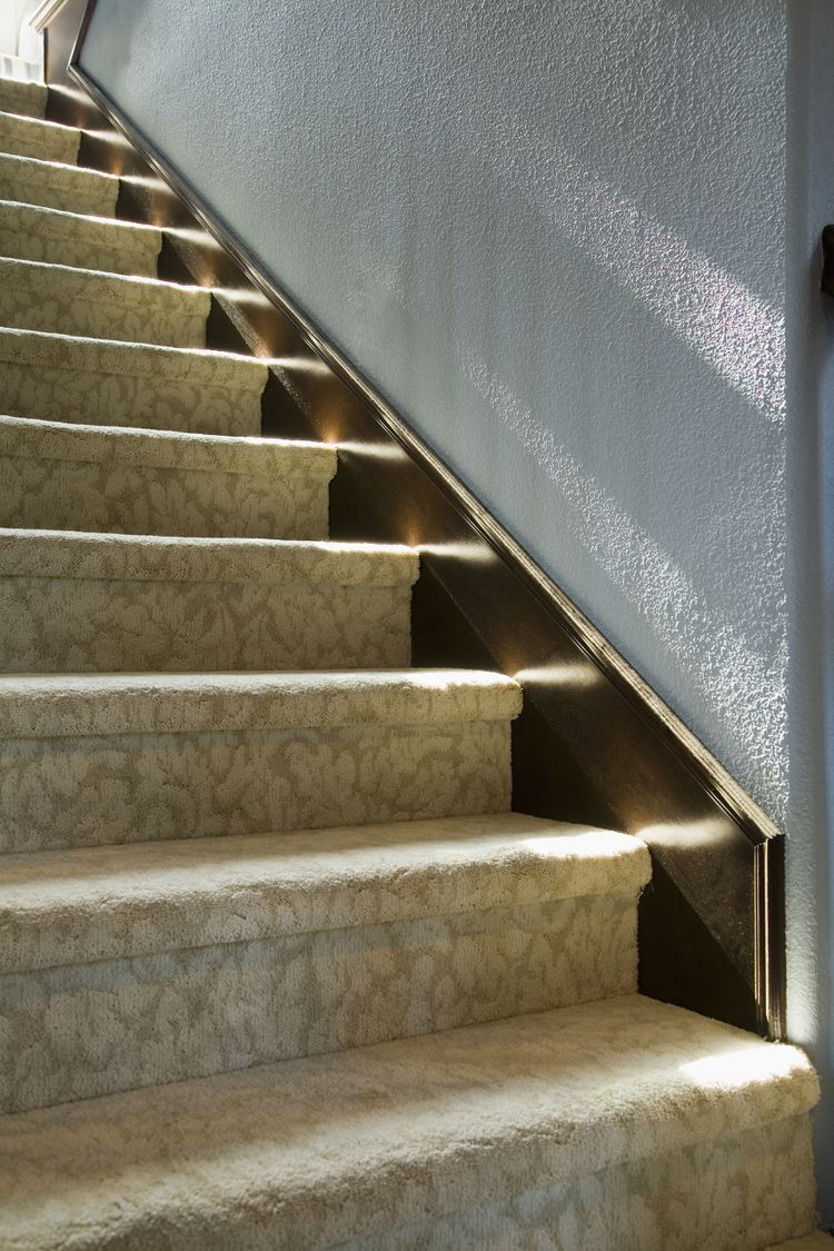 How Much Carpet Do You Need for Your Stairs? Carpet