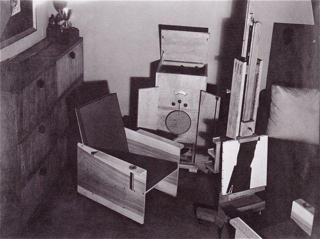 MONDOBLOGO: man ray's studio
