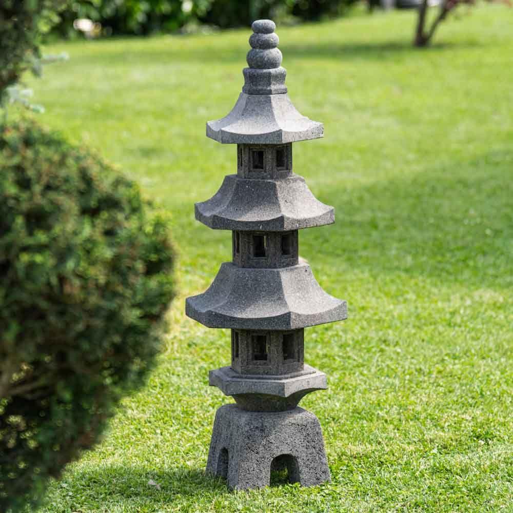 Lanterne Japonaise Jardin Di 2020
