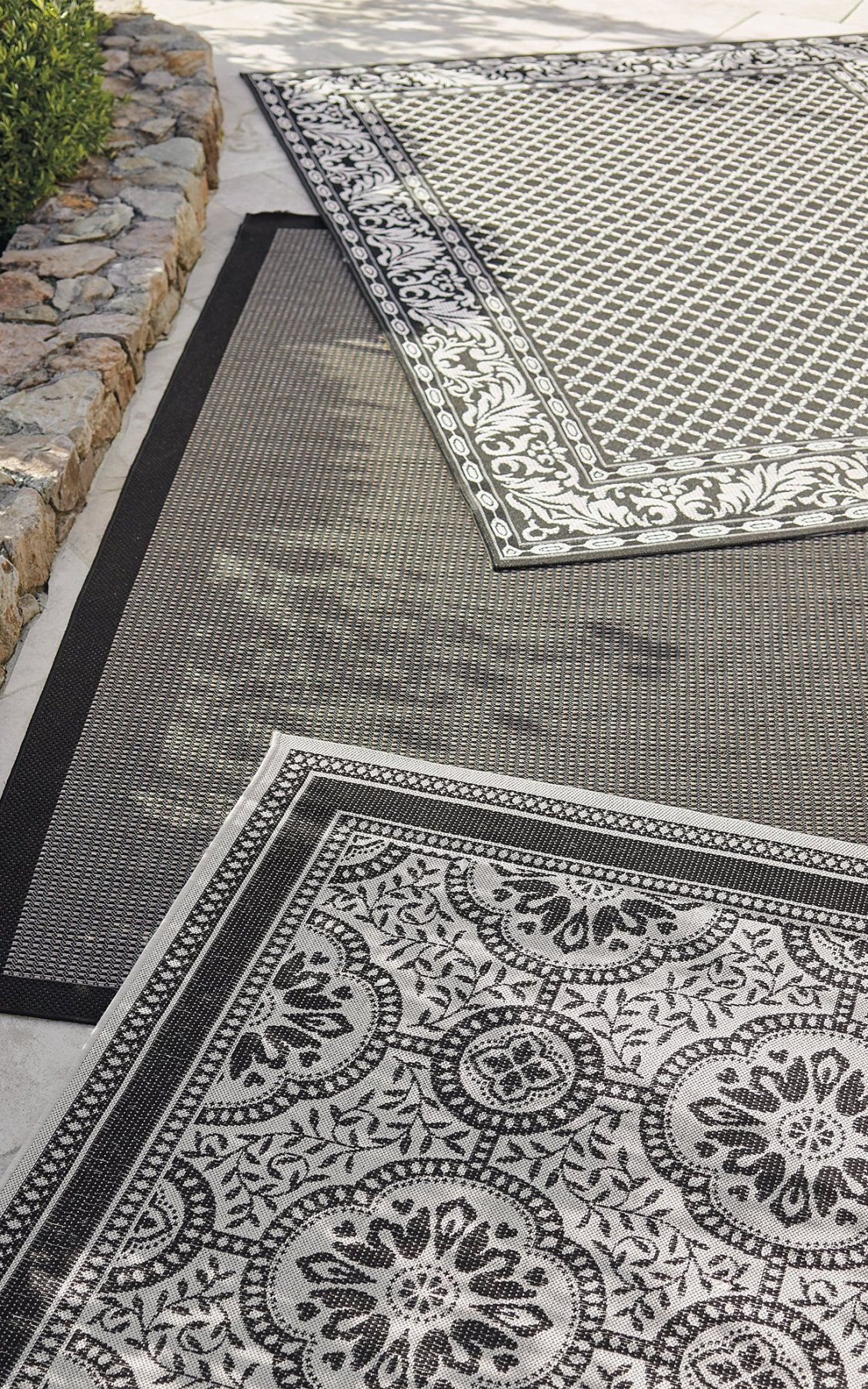 Ashworth Indoor/Outdoor Rug Frontgate Outdoor rugs