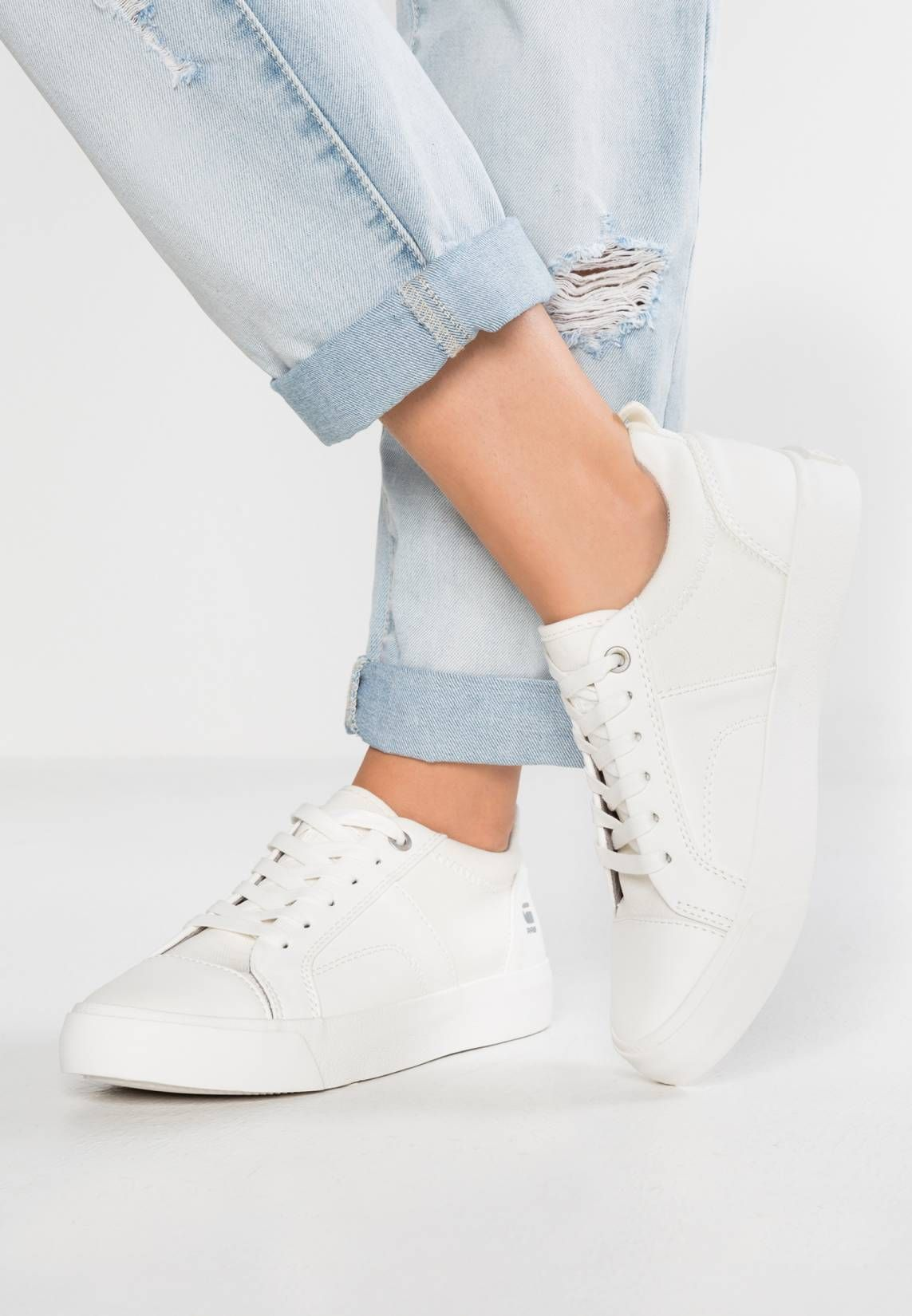 G-Star. SCUBA PLATEAU - Sneakers laag - white. voering ...
