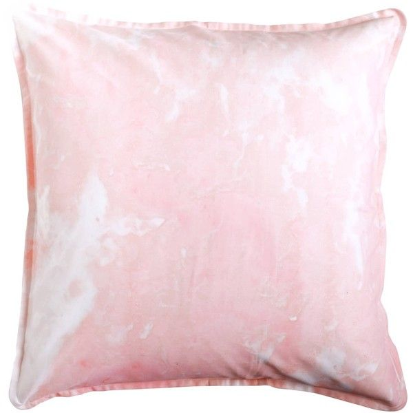 Pink Marble Euro Sham ❤ liked on Polyvore featuring home, bed & bath, bedding, bed accessories, marble bedding, pink pillow shams, pink shams, oversized bedding and pink bedding