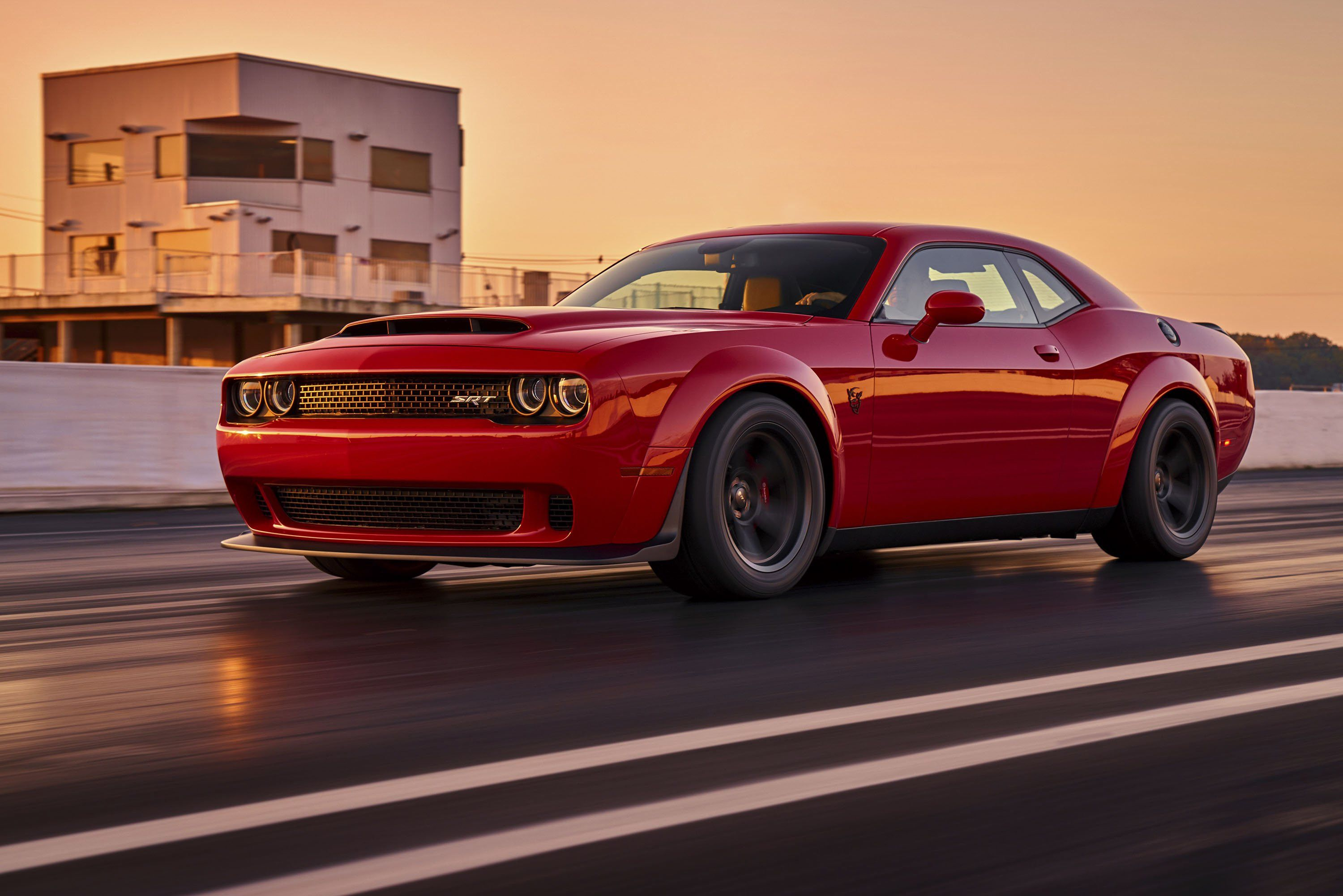 Full Powertrain Spec Sheet For Challenger Srt Demon Revealed We