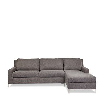Miraculous American Leather Brynlee Sleeper Sectional Bloomingdales Cjindustries Chair Design For Home Cjindustriesco