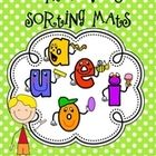 $3.25 Our Long Vowel Sorting Mats are perfect for Word Work Activities, Small Group Instruction, Partner Practice, or even as a One-on-One Assessment Too...