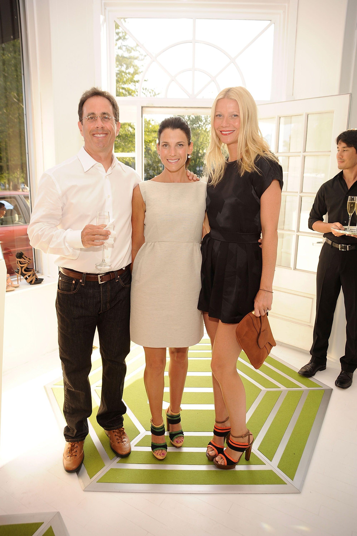 496b9e838ea Gwyneth-Paltrow-Jessica-Seinfeld-Jerry-Seinfeld-Baby-Buggy-Event-Hamptons