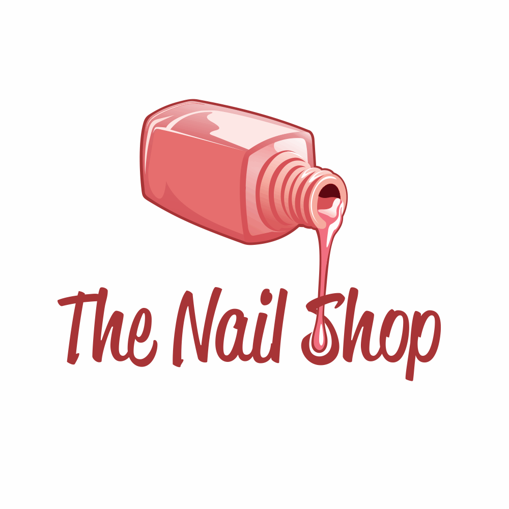 Pin by Claudia Salador on J346 Logos Nail shop, Nails
