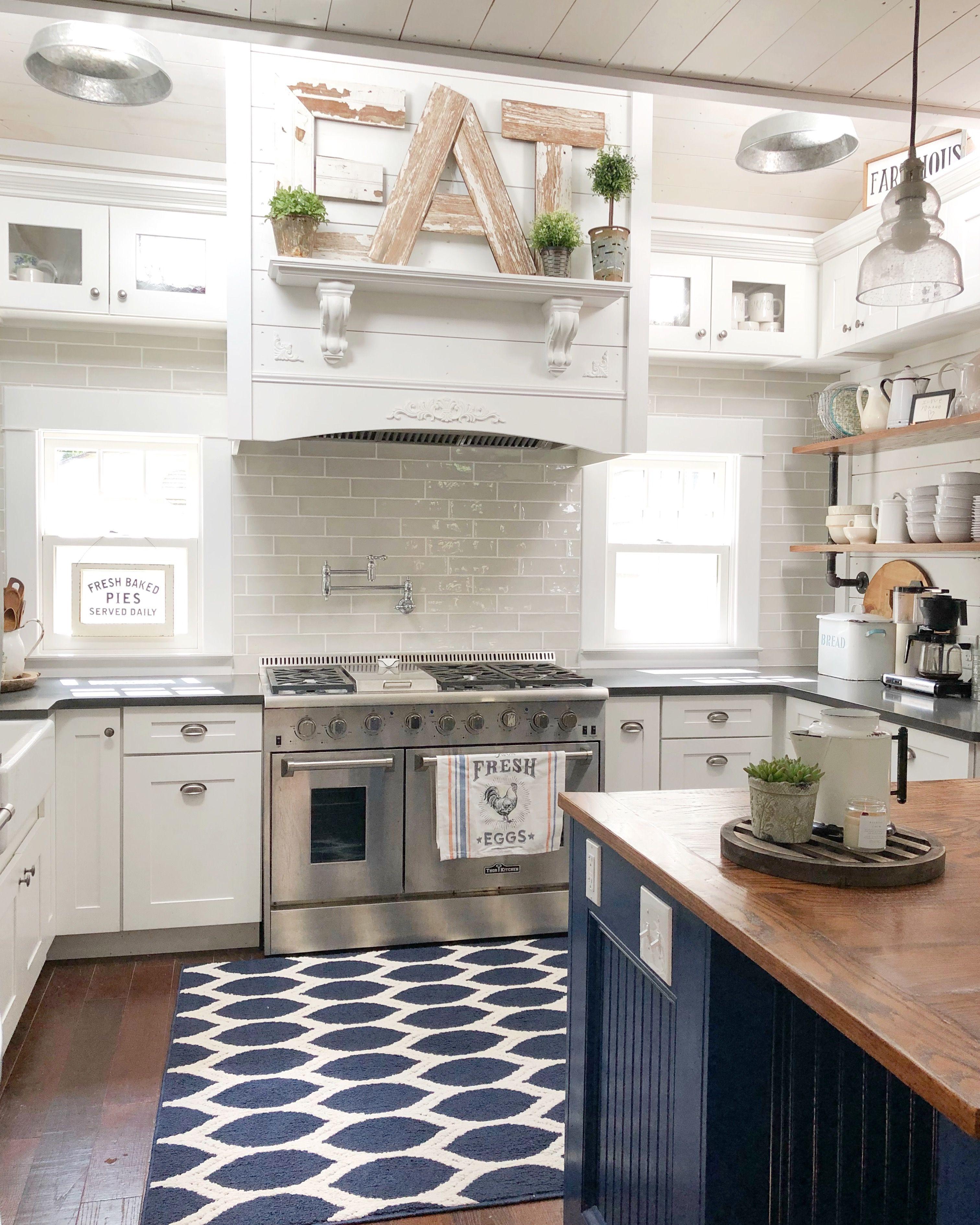 The Pickled Rose | Dream kitchen, Kitchen decor, Kitchen ...
