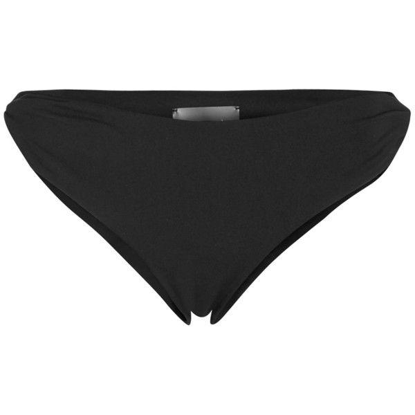 Marysia Swim Venice Side Twist Bikini Bottom (400.210 COP) ❤ liked on Polyvore featuring swimwear, bikinis, bikini bottoms, bikini, swim, swim wear, swim swimwear, bikini bottom swimwear, twist bikini and bikini bottom