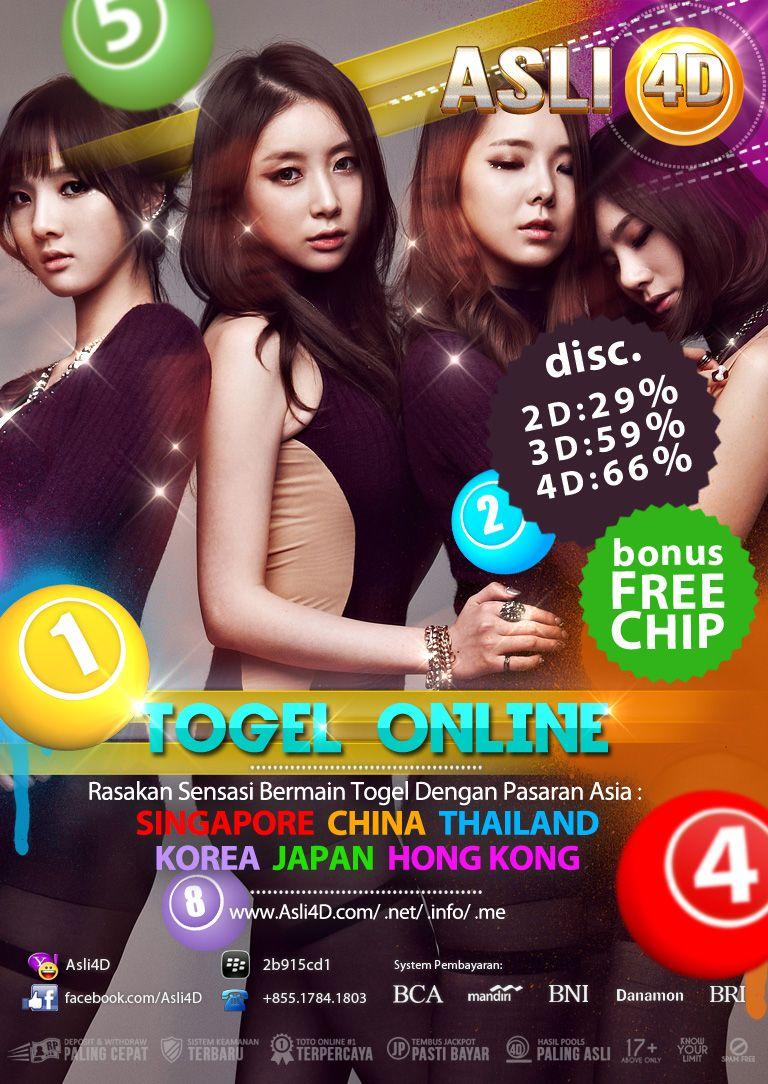bandar lotto online asli4d - Agen Togel Hongkonglotto4d ...