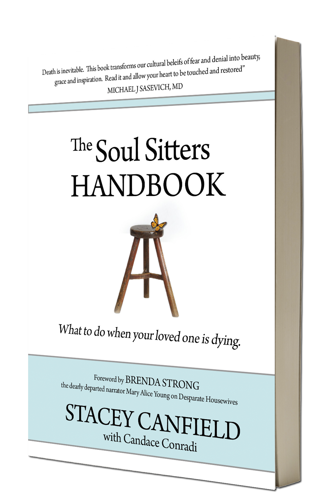 The Soul Sitters Handbook: What to do when you loved one is dying