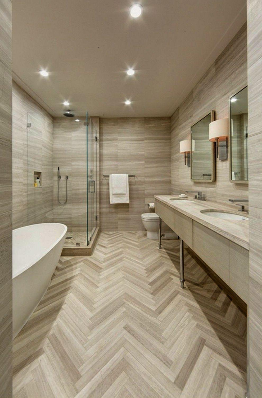 Awesome 30 Contemporary Master Bathroom Home Decor Ideas Contemporary Master Bathroom Bathroom Design Master Bathroom Design