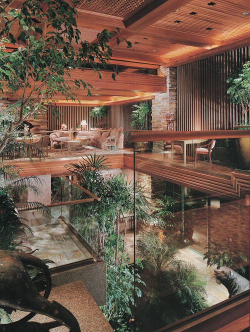 Popular Interior Design For Tv Showcase: From Showcase Of Interior Design: Pacific Edition (1992