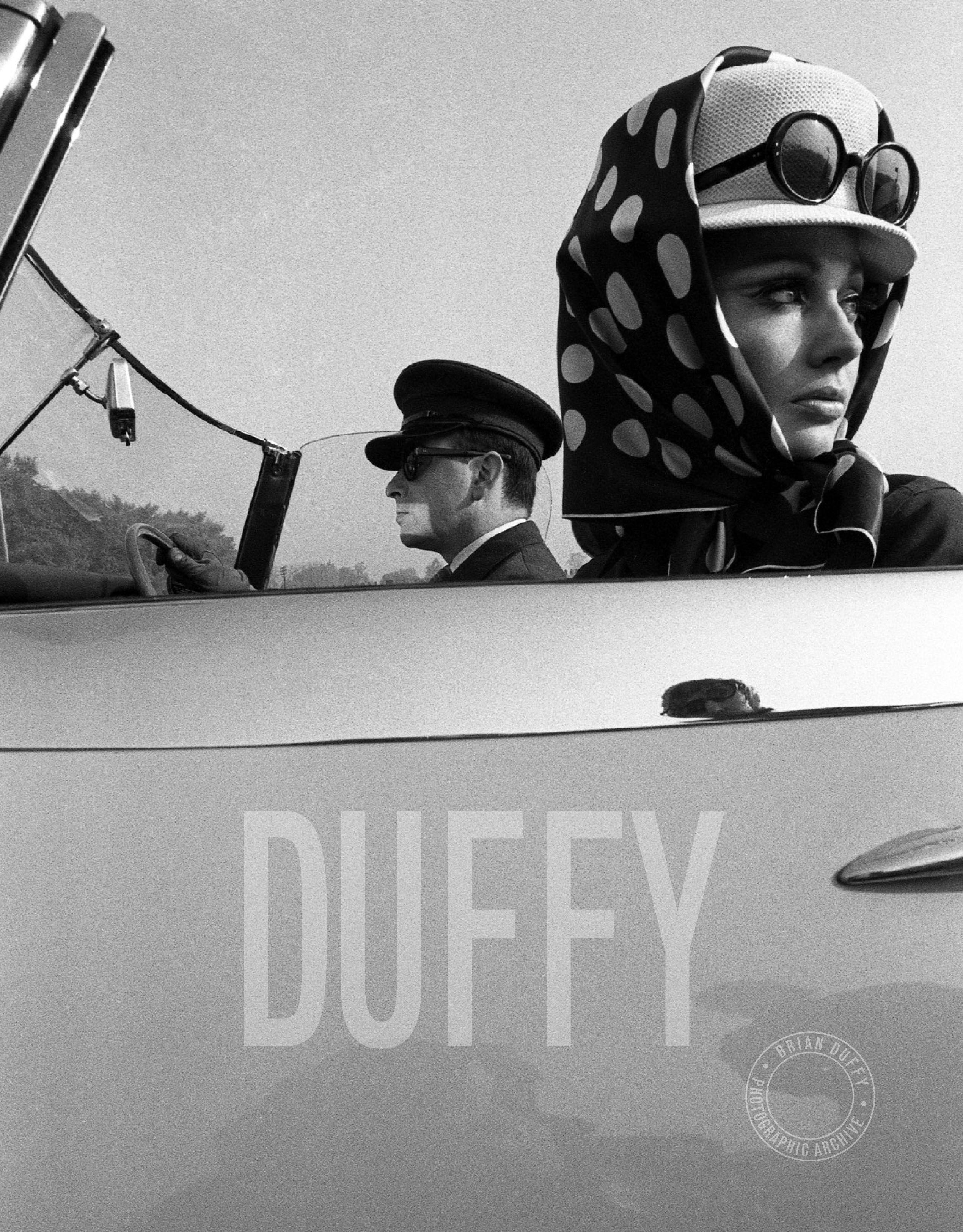 Duffy: The Work of Photographer by Brian Duffy  (cover of the book by this name) via  thestyleking.com  Duffy did the iconic David Bowie picture from the album Aladdin Sane
