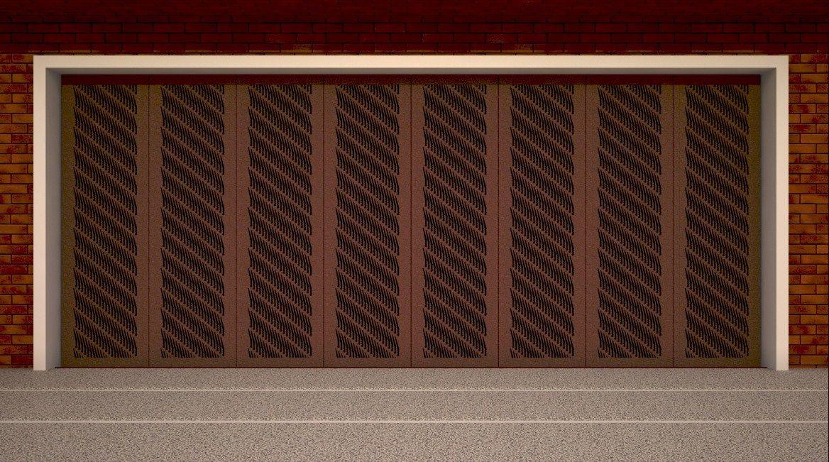 30 Decorative Garage Door Ideas Garage Door Diy Makeover